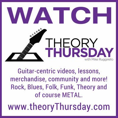 Guitar-centric videos, lessons, merchandise, community and more! Teaching since 1996. Rock, Blues, Folk, Funk, Exercise's, Theory and of course METAL.