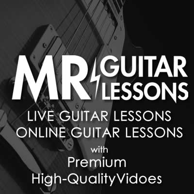 MR Guitar Lessons
