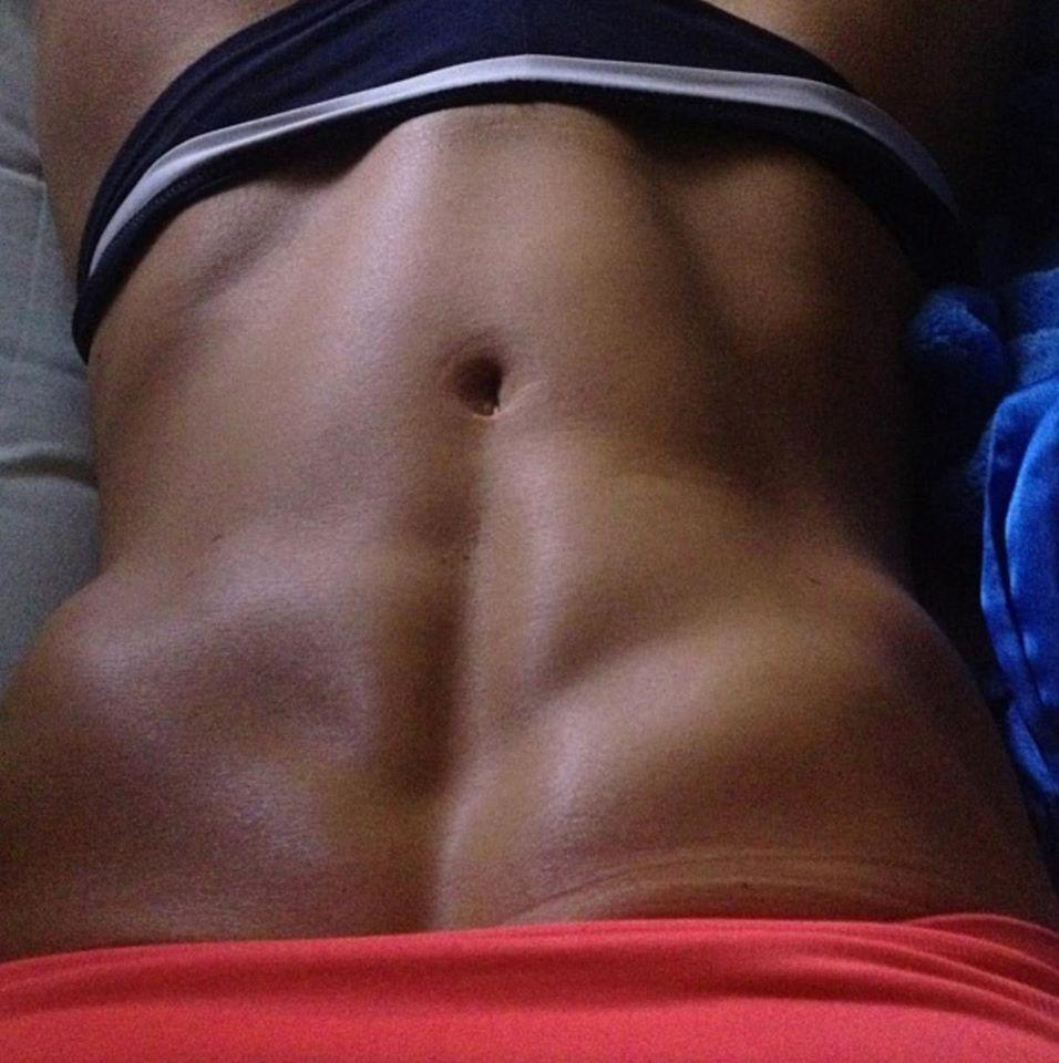 Hot Girls With Tight Abs-7600