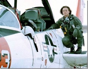 Don't Mess with this Marine Pilot Mom