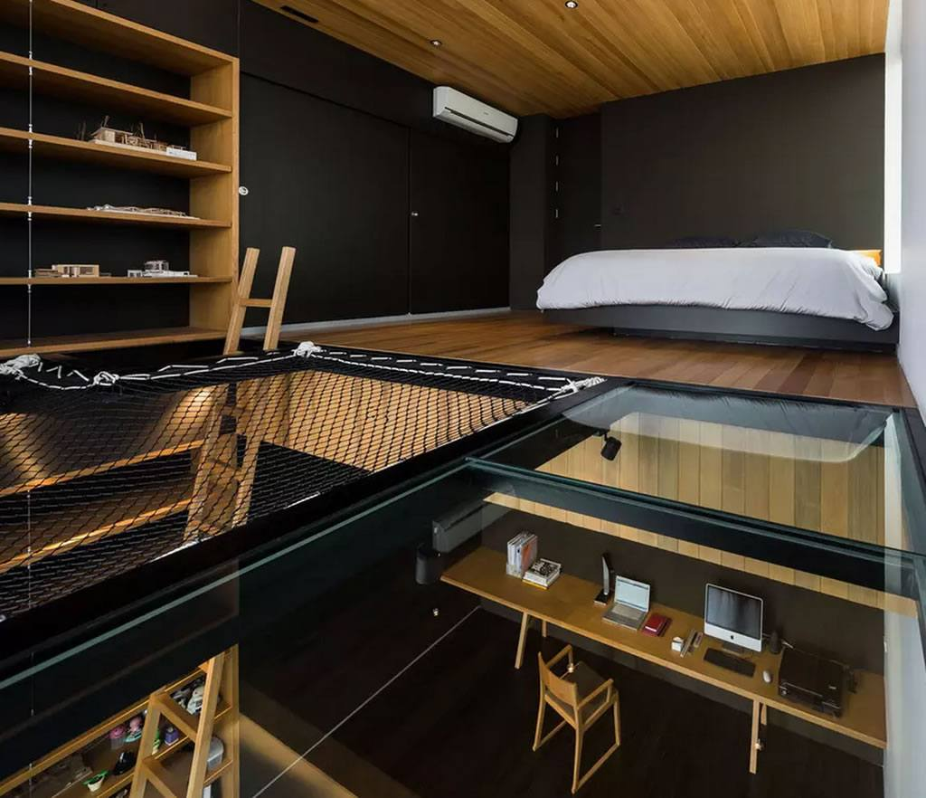 Hammock Floors - Not just for resorts anymore