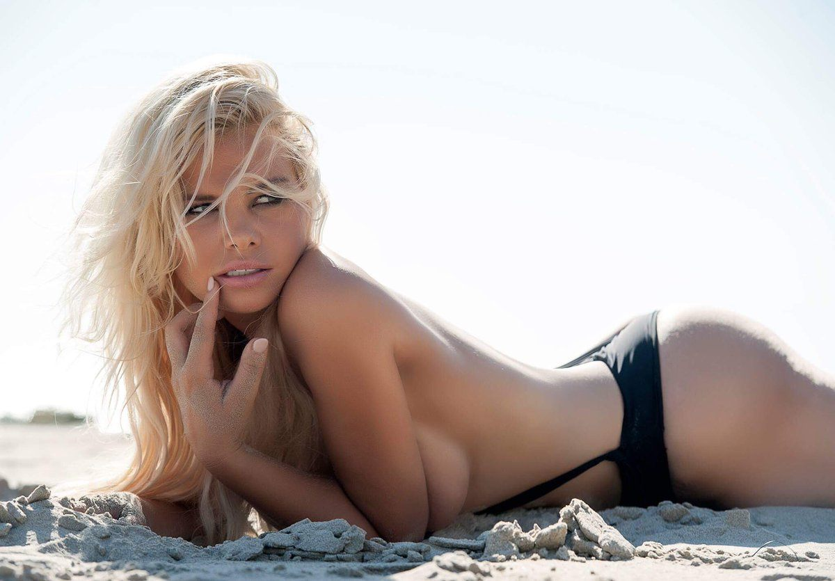 Kourtney Reppert - Breathtaking Blonde